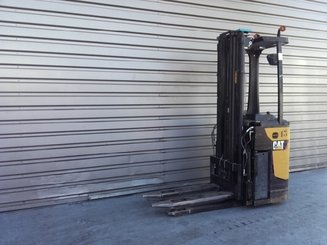 Stacker com condutor transportado Caterpillar NSR16N - 2