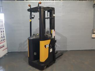 Stacker com condutor transportado Caterpillar NSR20N - 3