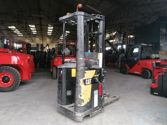 Stacker com condutor transportado Caterpillar NSR20N - 1